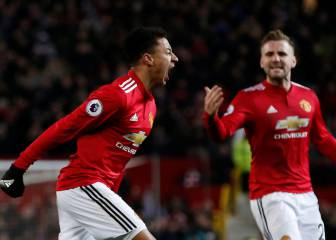 Lingard takes his turn to rescue United at the death
