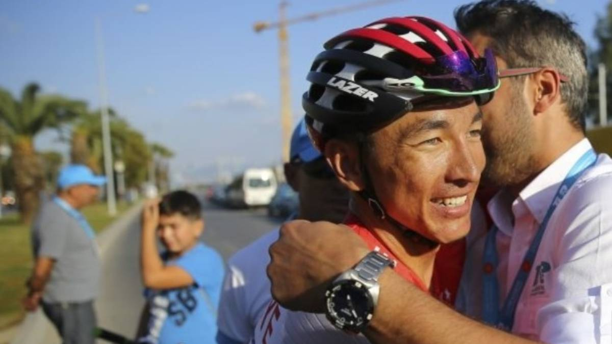 Turkish cycling star quits Israeli team over Jerusalem controversy