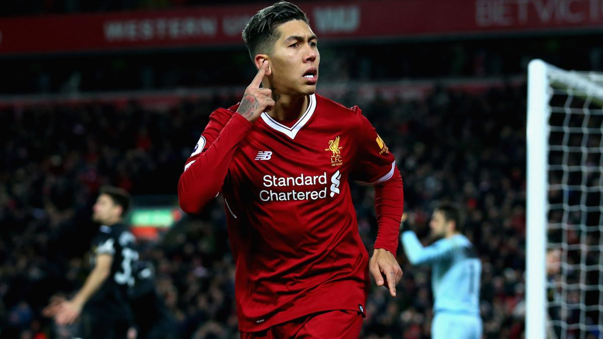 Klopp: I don't know how many goals Firmino has scored