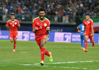 Oman knock Saudi Arabia out of Gulf Cup with 2-0 victory