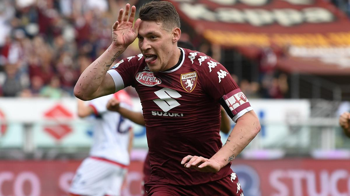 Torino star Belotti avoids knee ligament damage