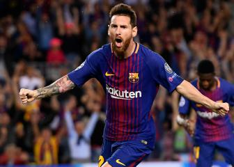 Messi makes Barça Champions League favourites - Guardiola