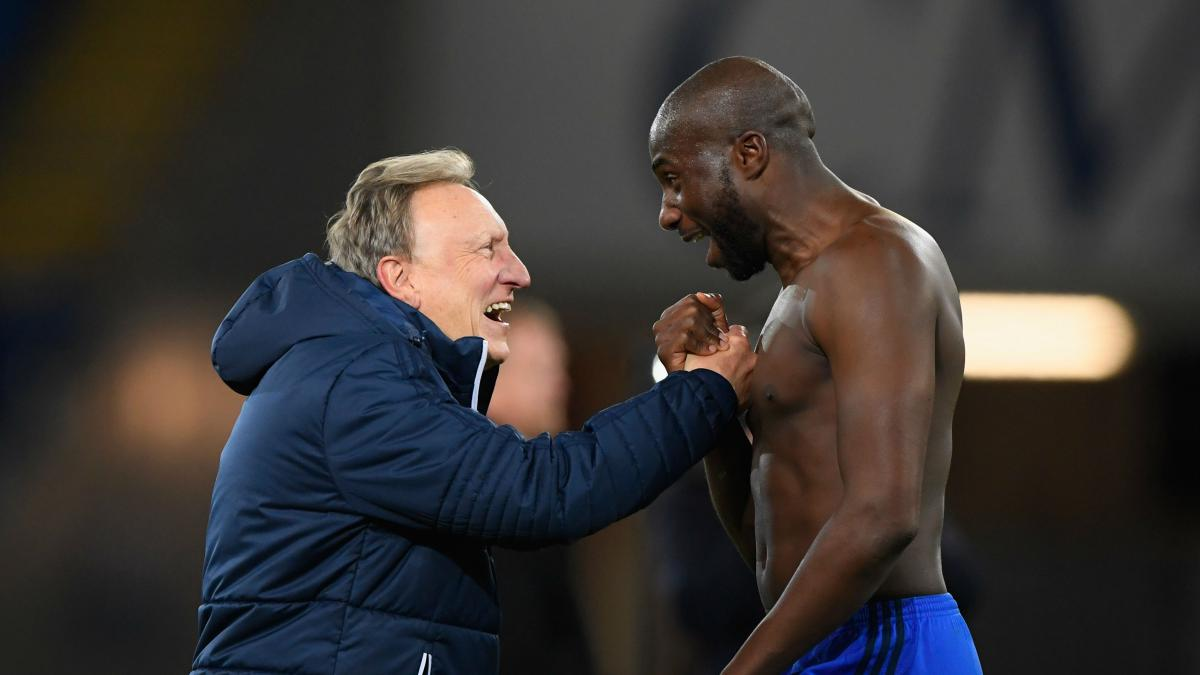 Cardiff's Bamba a better defender than Van Dijk, says Warnock