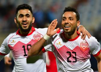 Bahrain draw with Qatar, advance to Gulf Cup semi-final