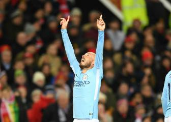 David Silva is one of Spain's best, says Luis García