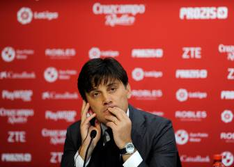 Montella unveiled as new Sevilla head coach