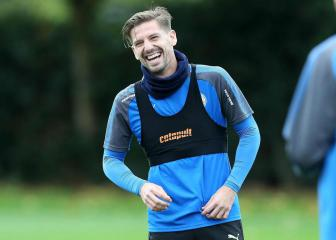 Adrien Silva finally completes Leicester City transfer