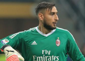 Joining Juventus 'never wrong', Buffon tells Donnarumma