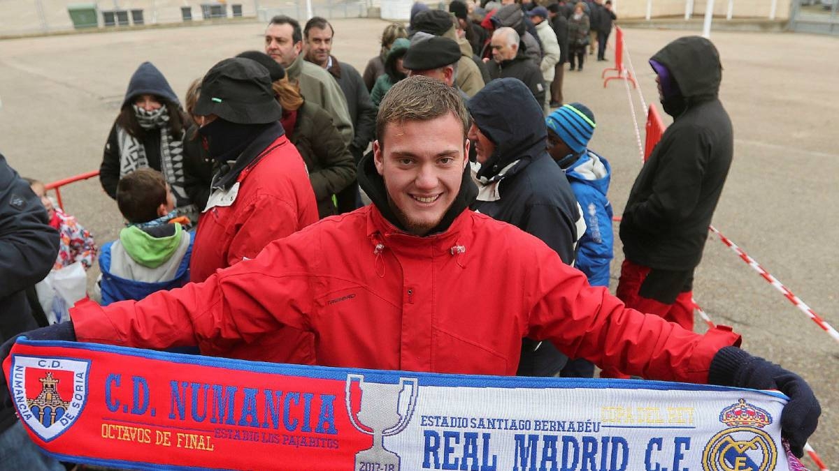 Numancia - Real Madrid: how and where to watch: times, TV, online
