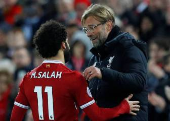 Liverpool's Mohamed Salah named Arab Player of the Year