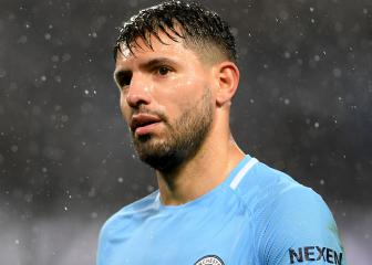 Aguero 'hopes' to remain at City until 2020