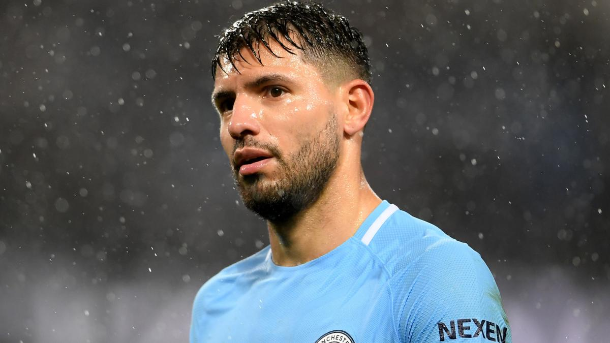 Aguero hopes to remain at City until 2020