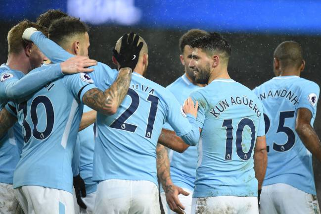 Manchester City's squad is only expected to improve.