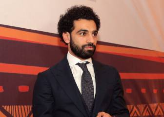 Mo Salah wins African Player of the Year 2017
