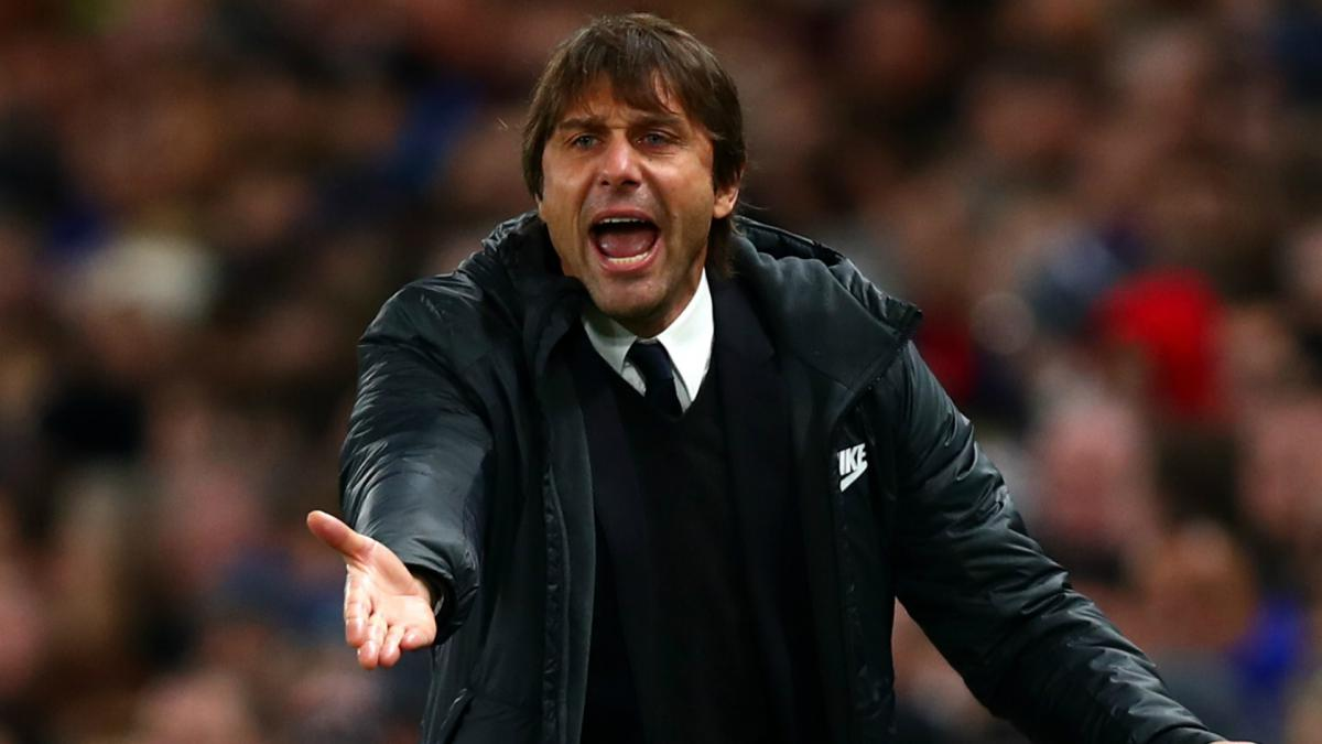 I've rarely been given the players I asked for – Conte bemoans transfer business