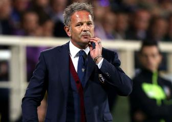 Torino part company with Mihajlovic after Juventus loss