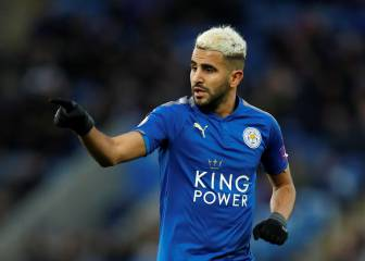 Claude Puel assures Mahrez is happy at Leicester