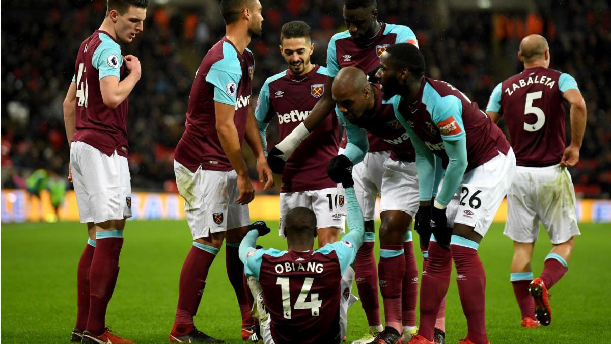 Spurs star Son hails Obiang's West Ham stunner