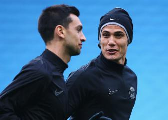 Cavani and Pastore must justify late return, says Emery