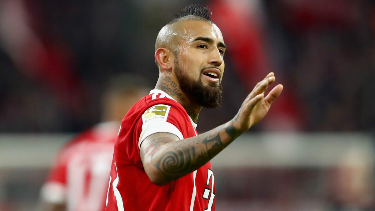 Heynckes rules out Vidal to Chelsea