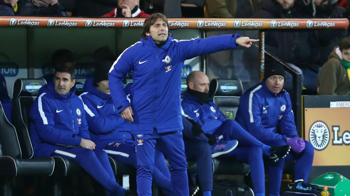Conte hits back at 'little man' Mourinho