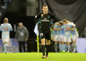 Gareth Bale shines as Madrid stumble in Balaídos
