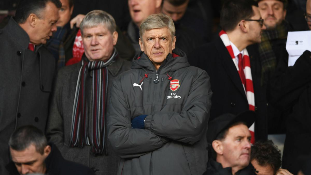Sharper Forest dominated Arsenal – Wenger