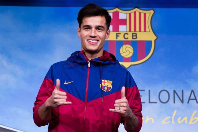 Michael Laudrup expects Philippe Coutinho, a €160 million signing from Liverpool, to become part of Barcelona's long-term plan to replace Lionel Messi.
