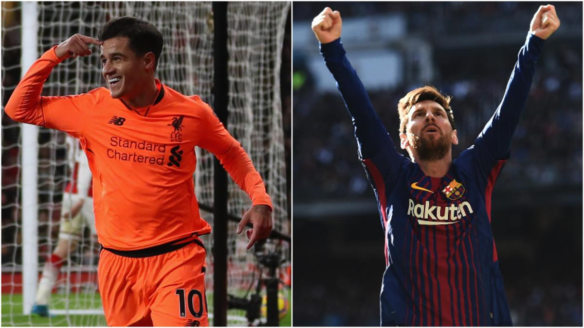 Coutinho part of Barcelona plan for post-Messi years, says former star Laudrup
