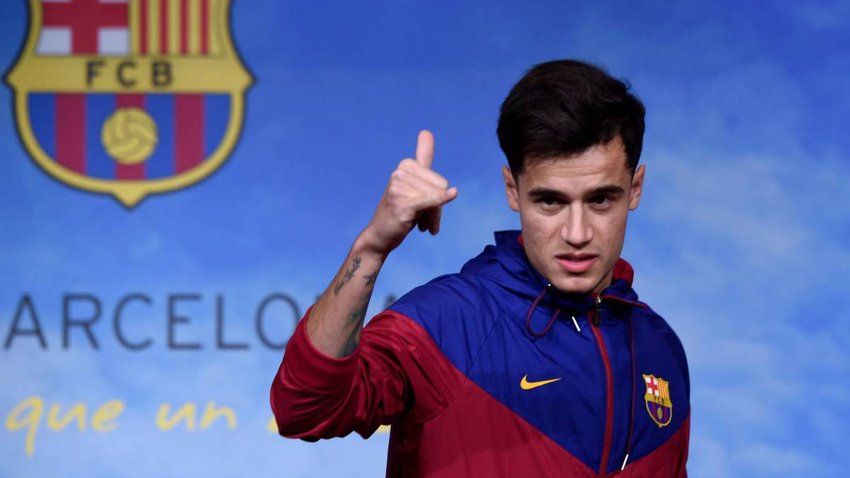 Coutinho out for three weeks as medical reveals thigh injury