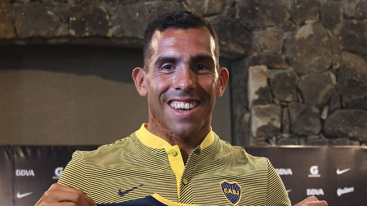Tevez hopes Boca return can springboard last World Cup fling
