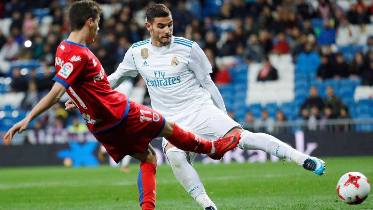 Real Madrid 2-2 Numancia Copa del Rey: match report, action