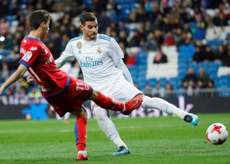 Real Madrid advance in Copa despite lacklustre display against Numancia