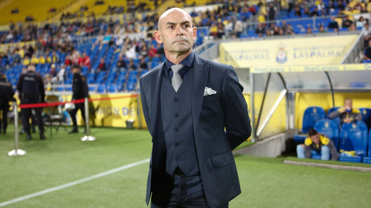 Las Palmas primed for a Paco Jémez revolution
