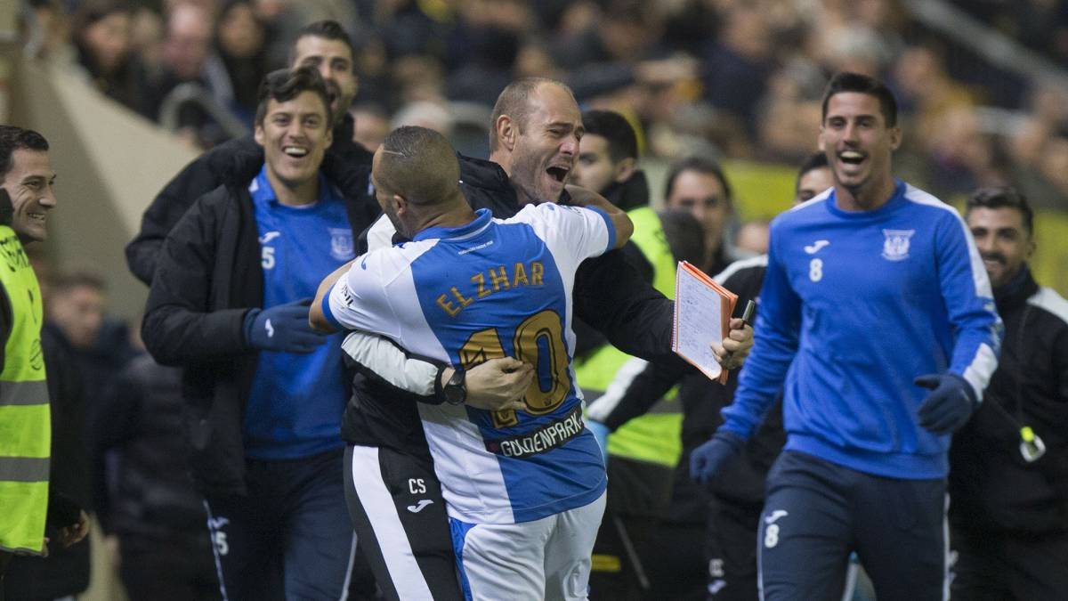 Leganés end 89-year wait to reach Copa del Rey last-eight