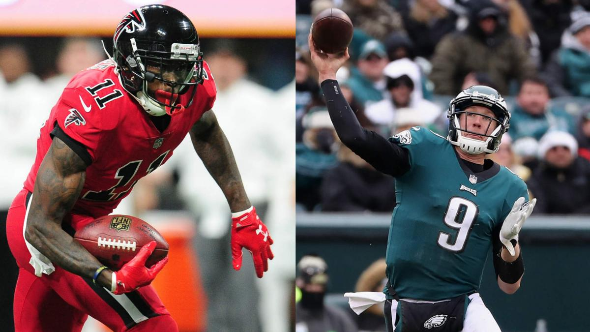 2018 NFL Divisional Round: 10 fast facts for Eagles v Falcons