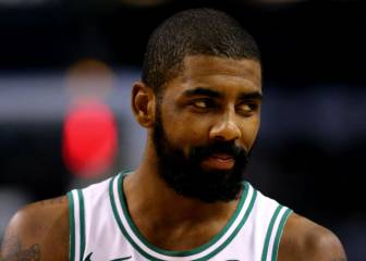 London game an item on Irving's bucket list