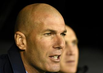 Zidane: Real Madrid contract