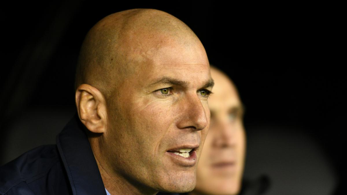 Zidane: My Real Madrid contract means nothing