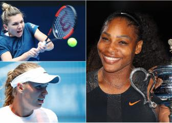 Serena's absence opens the door for women's draw