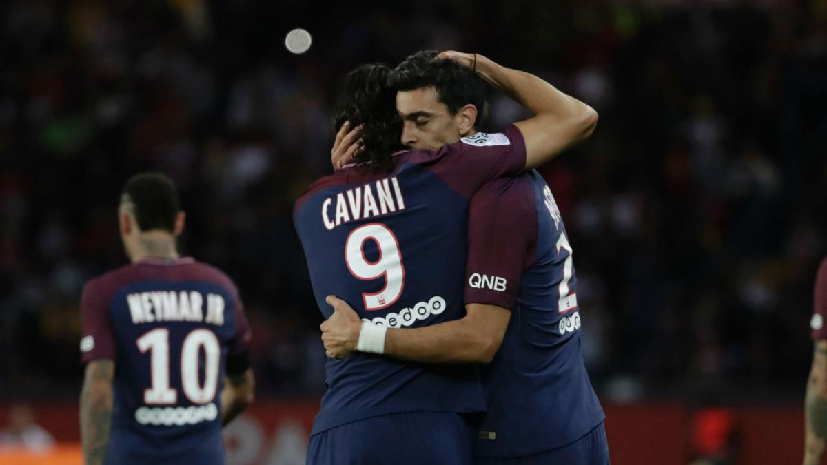 Emery offers no guarantees over Cavani, Pastore PSG return