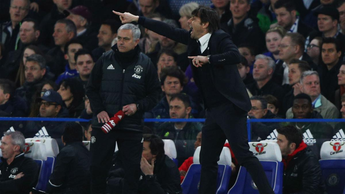 Mourinho admits Conte 'contempt' but wants end to feud