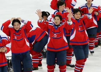 Unified Korean ice hockey team proposed for Winter Olympics