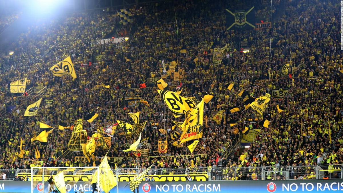 Borussia Dortmund fans to boycott Monday night kick-off