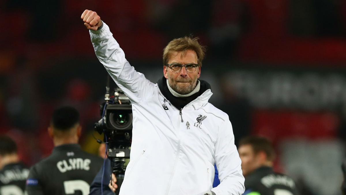 Klopp: I turned down Manchester United