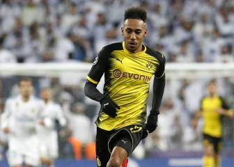 Dortmund boss defends under-fire Aubameyang