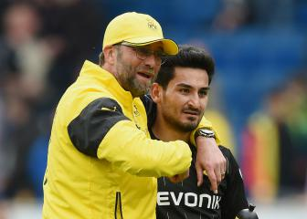 Gundogan hails 'father figure' Klopp ahead of Liverpool v Manchester City