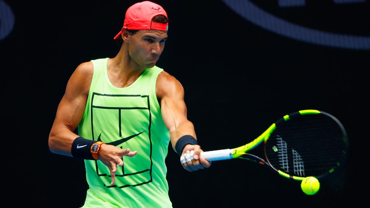 Nadal feeling good despite preparation worries