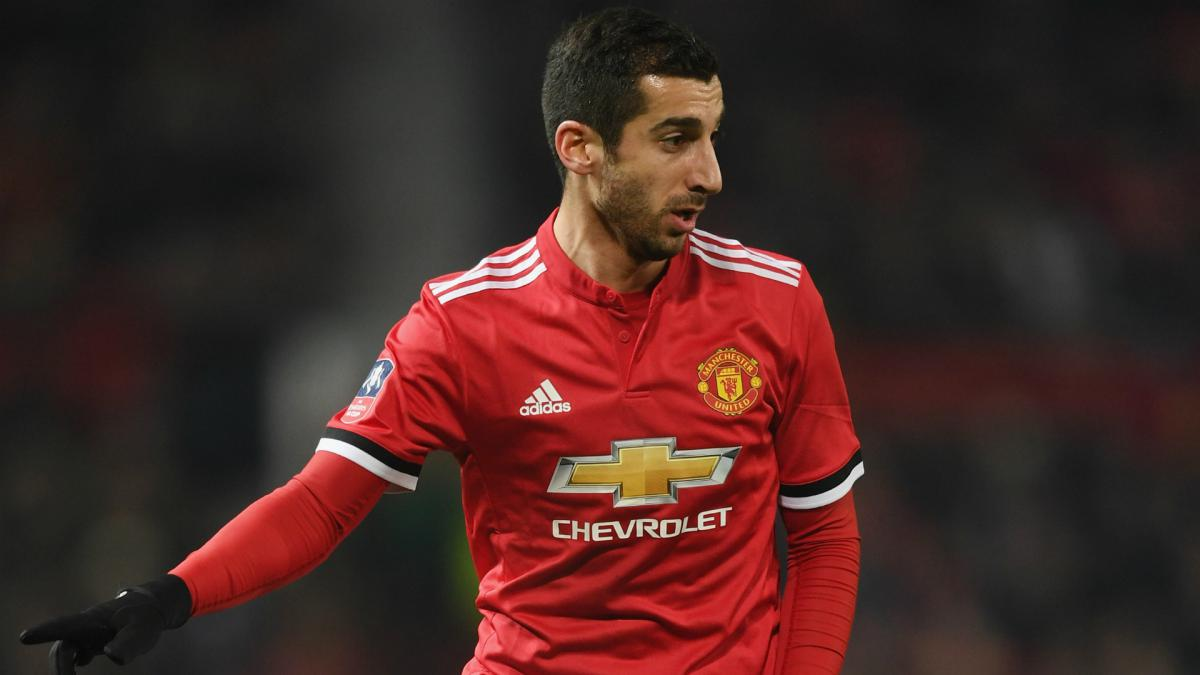 Mkhitaryan to leave Man United? Every player has a price, says Mourinho