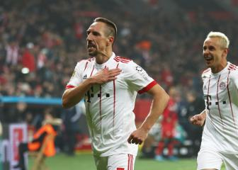 Ulreich backs Ribery for Bayern extension